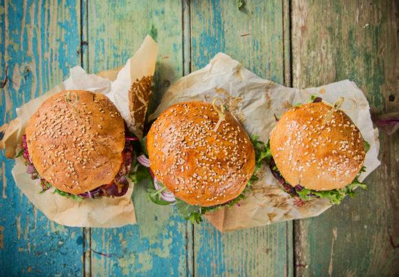 Come scegliere il miglior pane per hamburger?